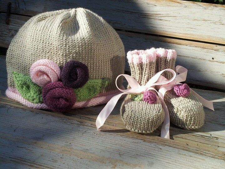 Luxury hand Knits for Little People....