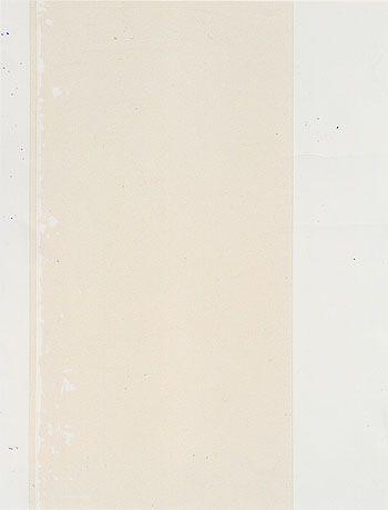 Barnett Newman - dziesiąta stacja, 1965; ekspresjonizm abstrakcyjny, color field painting