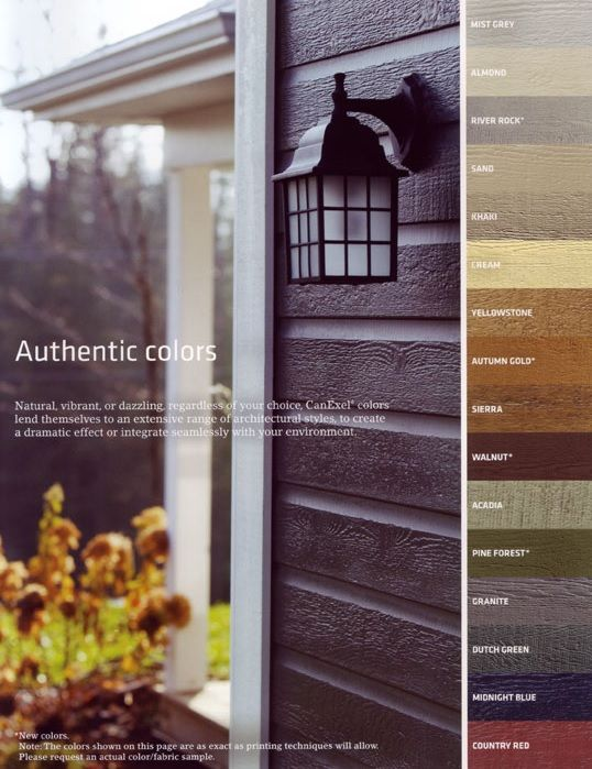 Siding :: Sheds, Cabins, Workshops, Home Studios and More :: Summerwood Products