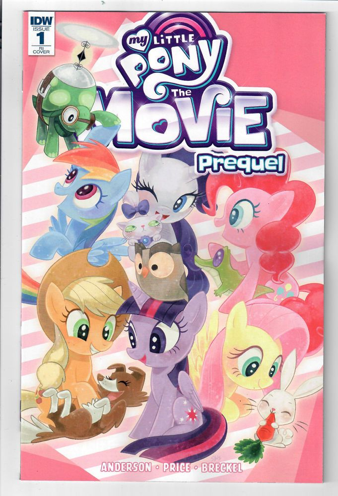 MY LITTLE PONY THE MOVIE PREQUEL 1