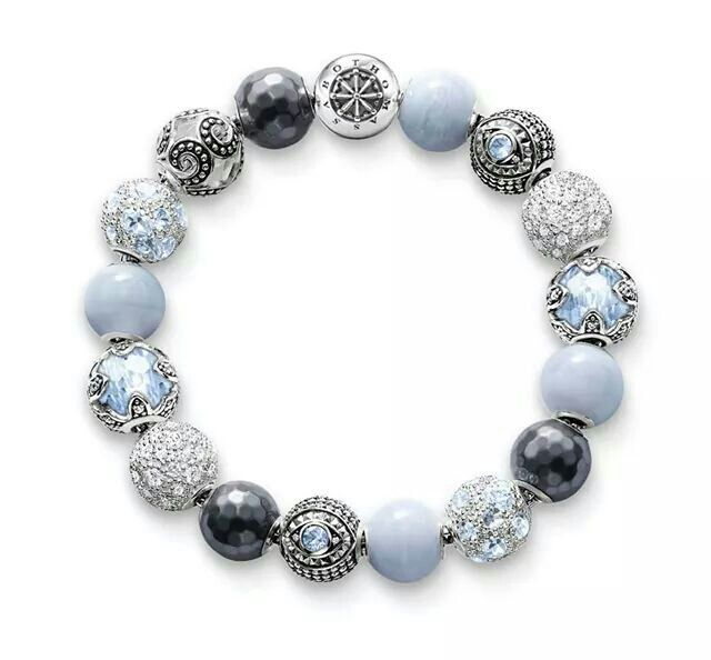 Thomas Sabo Karma beads bracelet