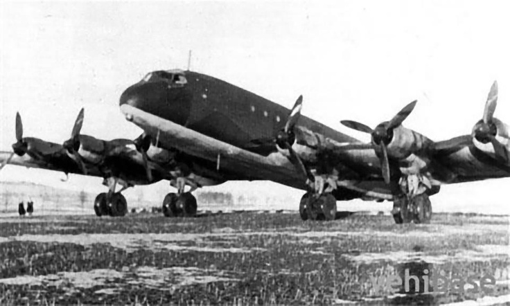 The Junkers Ju 390 was a German aircraft intended to be used as a heavy transport, maritime patrol aircraft, and long-range bomber