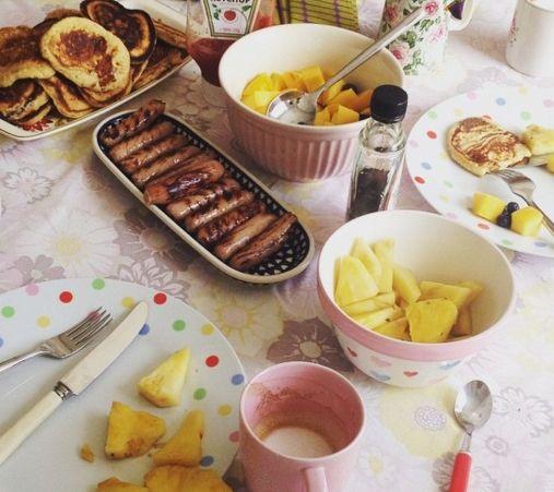 Trays #PotteryCorner #Boleslawiec #Polishpottery #plates #Breakfast