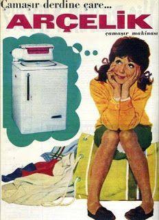 Eski Reklam Afişleri-3 - nostaljik - Blogcu.com