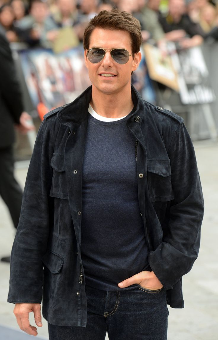 Tom Cruise why does he have to be so old