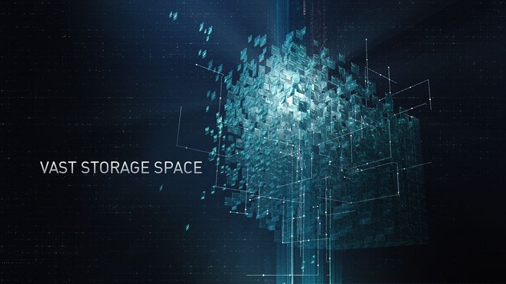Seagate Hard Drive Pitch on Behance