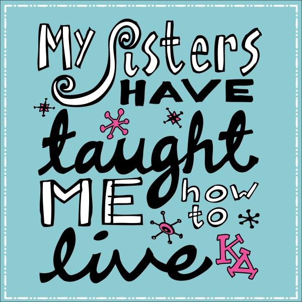 Kappa Delta Sisters