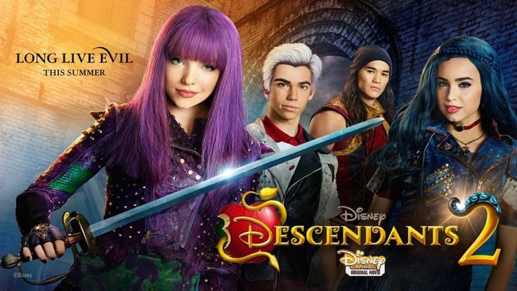 Free Download Descendants 2 Full Movie When the pressure to be royal becomes too much for Mal, she returns to the Isle of the Lost where her archenemy Uma, Ursula's daughter, has taken her....