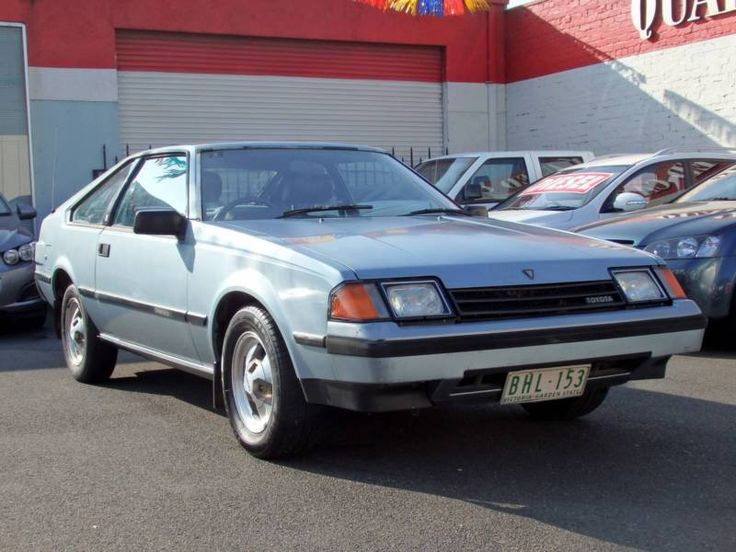 GENUINE 90,000 KM AUTOMATIC Well Maintained 1982 Toyota Celica XT 20  Liftback In Automatic This Is