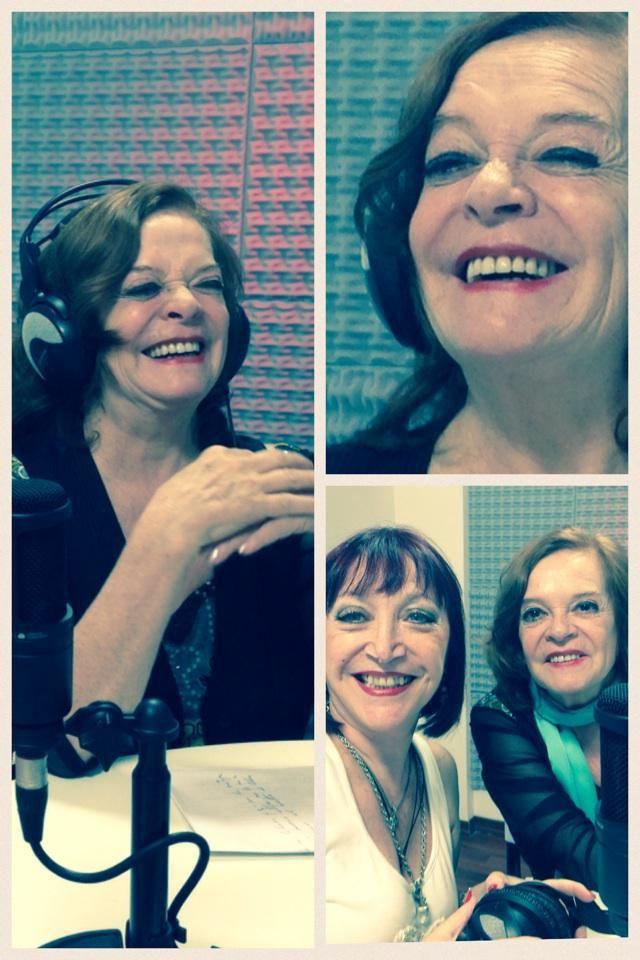 Ahora Edda Diaz repasa su prolífica y exitosa carrera. @OptimistasClub @RadioVeo http://pic-collage.com/_omy2QtWV
