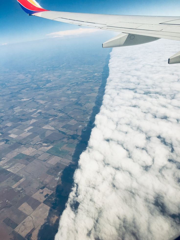Southwest Airlines flight from Denver to Tulsa on October