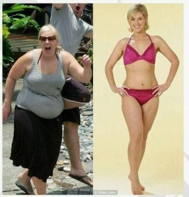 weight loss on delivery