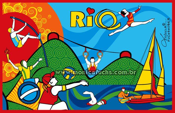Rio Olimpiadas 2016