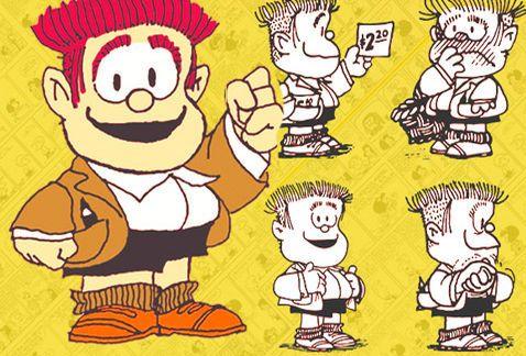 La pandilla de Mafalda - Grupo Milenio