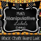 ***YOU NEED POWERPOINT TO ACCESS THIS FILE***  These are math manipulative labels you can use to help organize your math manipulatives.  The labels...