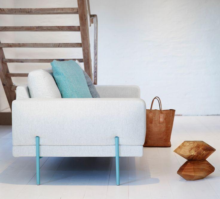Armilla, sofa for Ire Möbel. www.iremobel.se Designed by Emma Olbers.