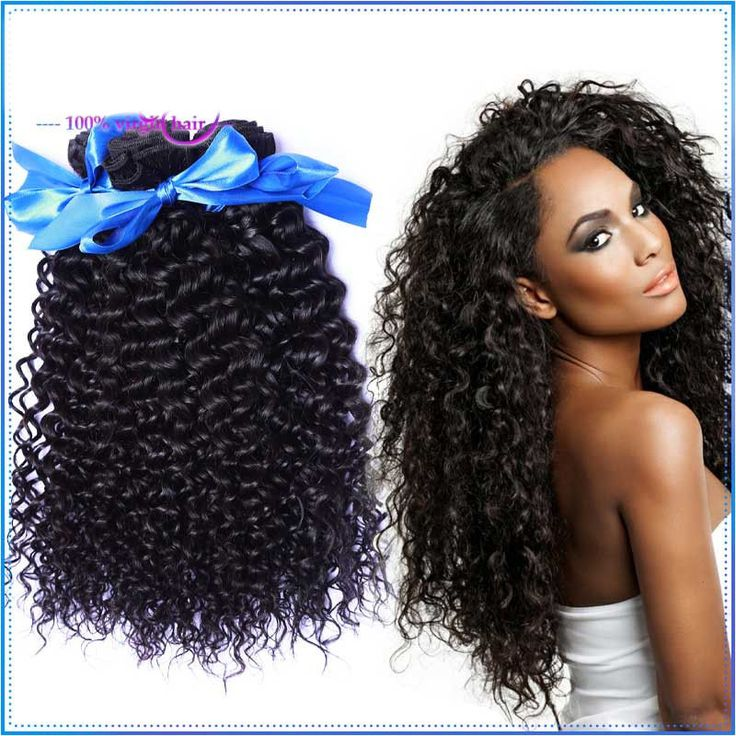 3pcs/300g UK Stock Peruvian Kinky Curly Human Hair Extensions 100g/Bundle Hair #FamousBrand #HairExtension