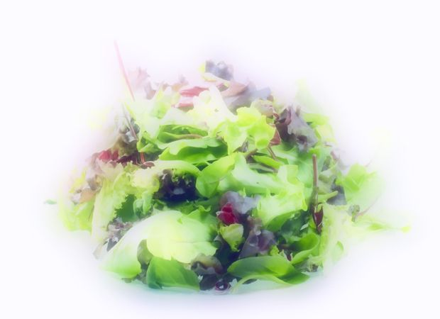 Салат из груши с руколой