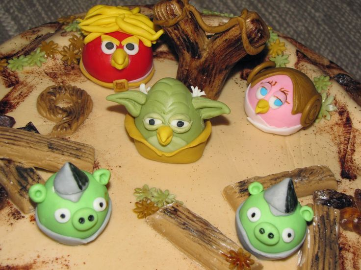 Bun de toRt: Angry Birds Star Wars reloaded