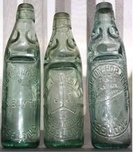Geelong marble bottles from The Mill Markets - Ballarat, Daylesford & Geelong (from Stall #234 Geelong) www.millmarkets.com.au
