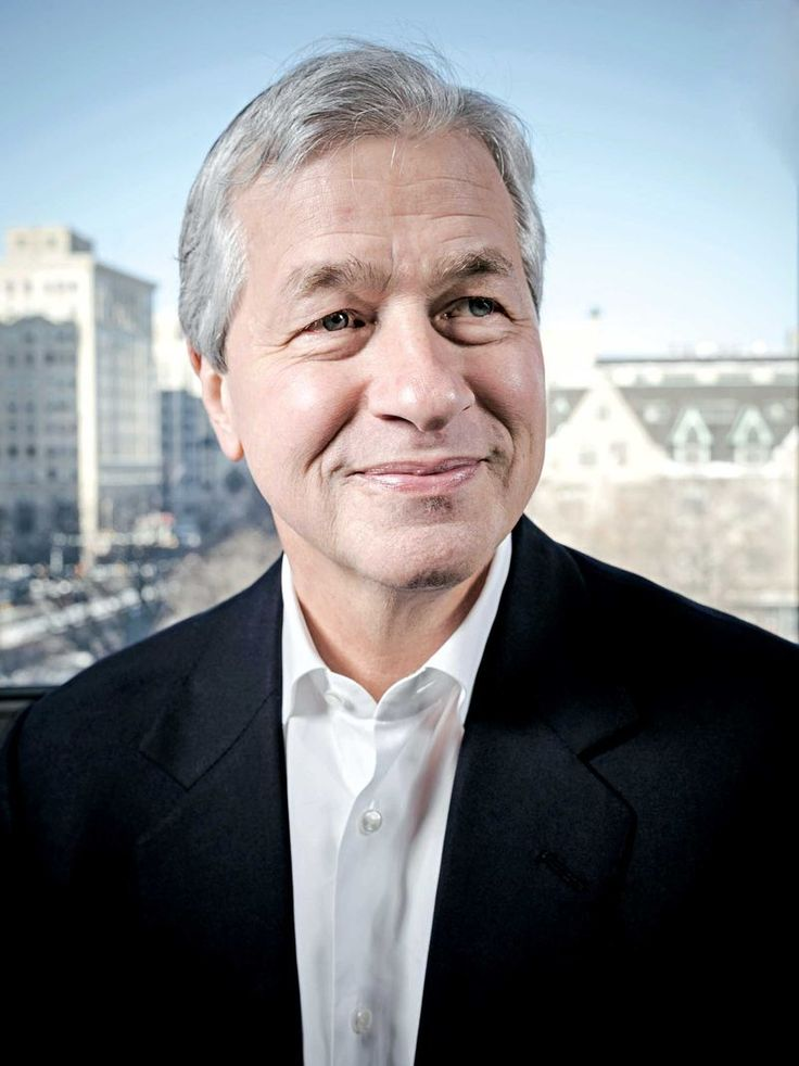 JPMorgan Chase CEO Jaime Dimon