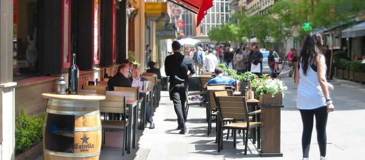 Buffet Restaurante Topolino en Madrid,  Un Buffet con estilo diferente. www.topolino.es