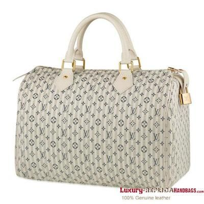 Louis Vuitton Monogram Mini Lin Croisette Speedy 30 Bleu  $159.00  Size (LxHxD): 30 x 21 x 18 cm , 11.82 x 8.27 x 7.09 in     Replica Louis Vuitton Monogram Mini Lin Bags Come with serial numbers, Loui Vuitton authenticity card, Loui Vuitton dust bag and Louis Vuitton care booklet.