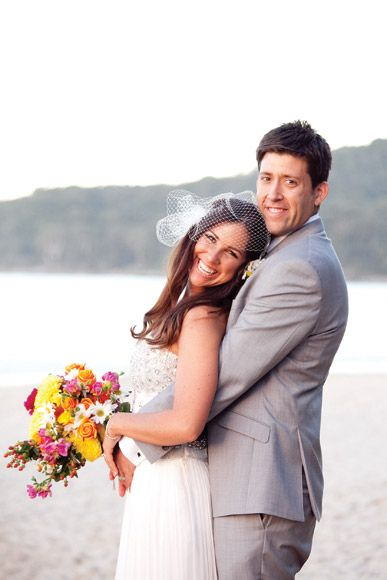 Real Wedding - Sophie & Lucas - Sunshine Coast Brides Magazine - Photography by Karen Buckle