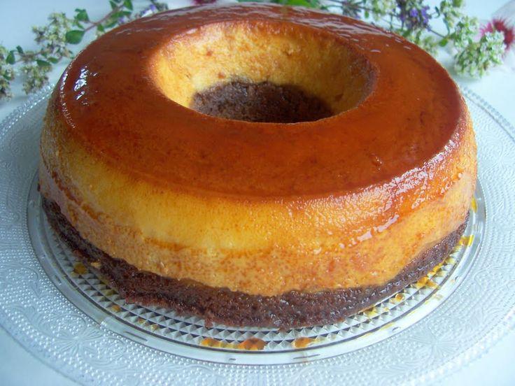 ChocoFlan ou Le gâteau impossible au caramel1