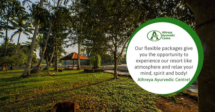 Our flexible packages give you the opportunity to experience our resort like atmosphere and relax your mind, spirit and body! Athreya Ayurvedic Centre!  . . . #health #fitness #nature #meditation #peace #beauty #green #ayurvedic #yoga #calm #accommodations #fields