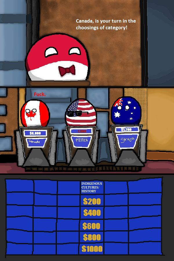 Funny Game Show Meme : Anglo game show poland canada usa australia by
