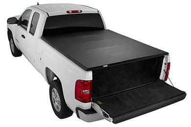 $250 tonnopro tri fold tonneau cover open
