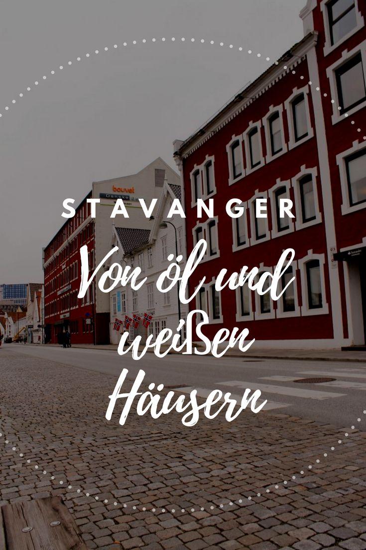 Das wunderschöne Stavanger