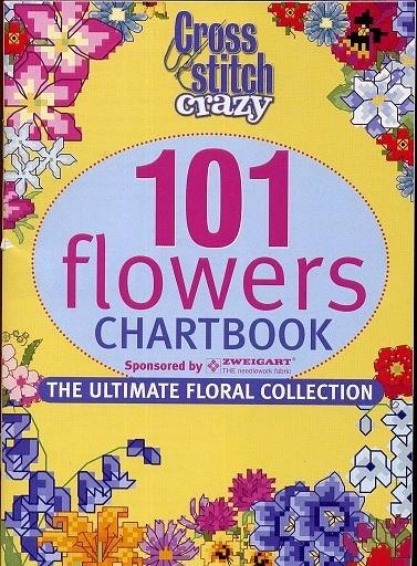 101 blomster, korsstings broderi.. (linket fører til maaange andre broderi magasiner, dvs tusindvis af andre motiver!) :)