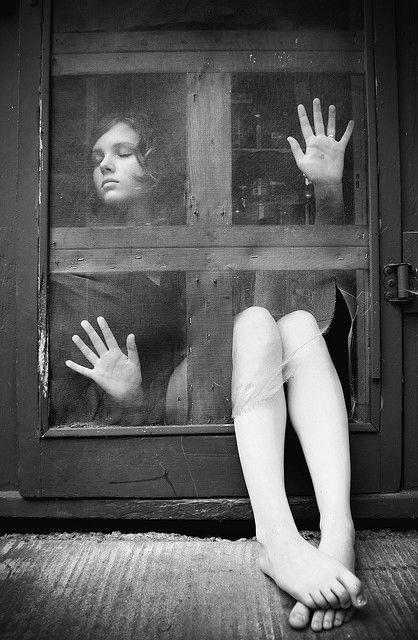Distorted Mirror…  Blacks Photography