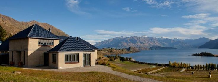 A two minute drive from Peak Function Centre is one of our favourites... Rippon Vineyard & tasting room. Need we say more!