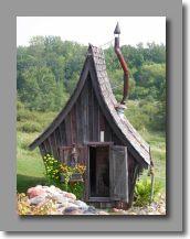 A Sauna!