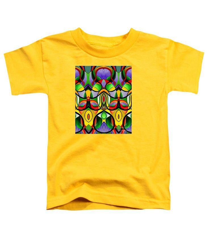 Toddler T-Shirt - Mandala 9703