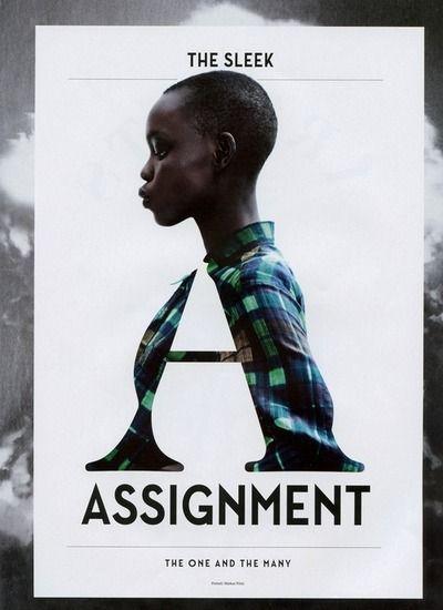 The Sleek Assignment #design #디자인 #poster #포스터