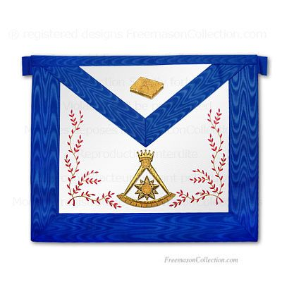 14° Degree Scottish Rite Apron