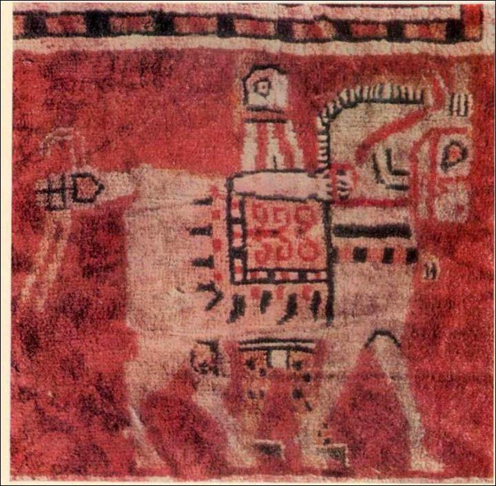 Dünyanın En Eski Halısı Pazırık Halısı'nın Dövmeli Sahipleri İnceleniyor   Arkeofili