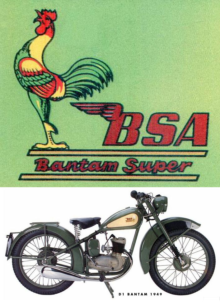 A British two stroke from BerMingHam with a trans European heritage. The BSA Bantam.