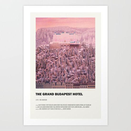 The Grand Budapest - $25.99