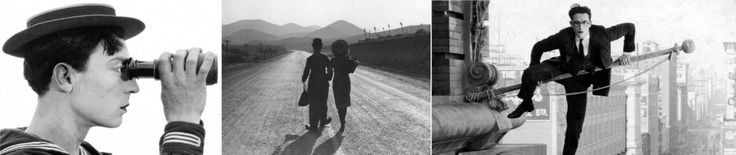 Chaplin-Keaton-Lloyd film locations (and more) | Silent Era Movie Locations by John Bengtson