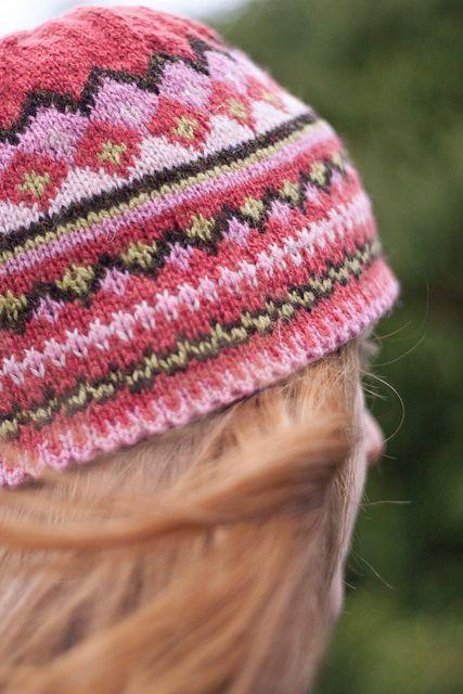 Greenland Hat by Kristin Spurkland