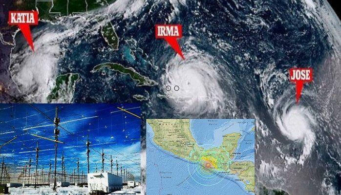 Accusano il progetto HAARP di manipolare Clima e causare disastri naturali come Uragani e Terremoti