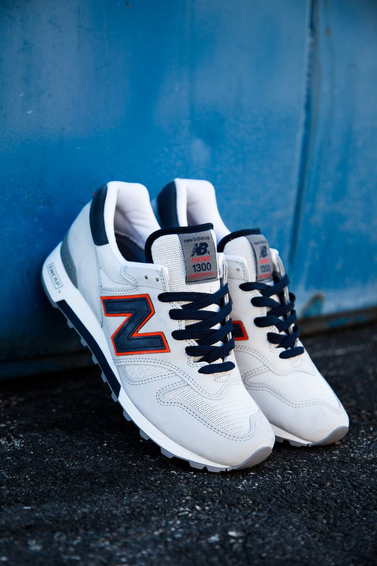 new balance 1300... need to get me some these... fresh.