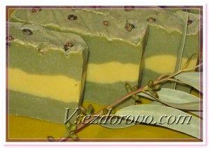 clay soap / мыло для проблемной кожи