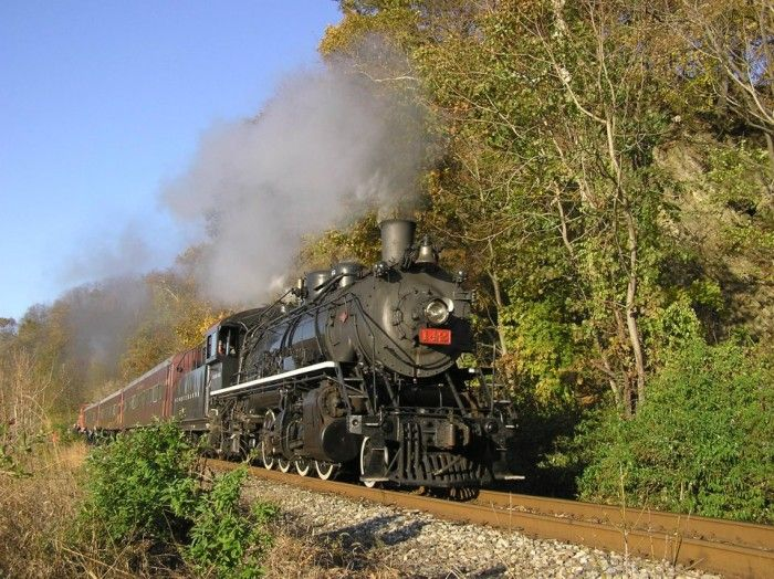 1. Delaware River Railroad Excursions, Phillipsburg