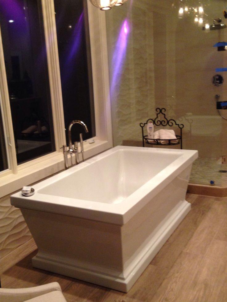 Best 25+ Stand Alone Tub Ideas On Pinterest | Stand Alone Bathtubs, Tub And  Corner Bathtub